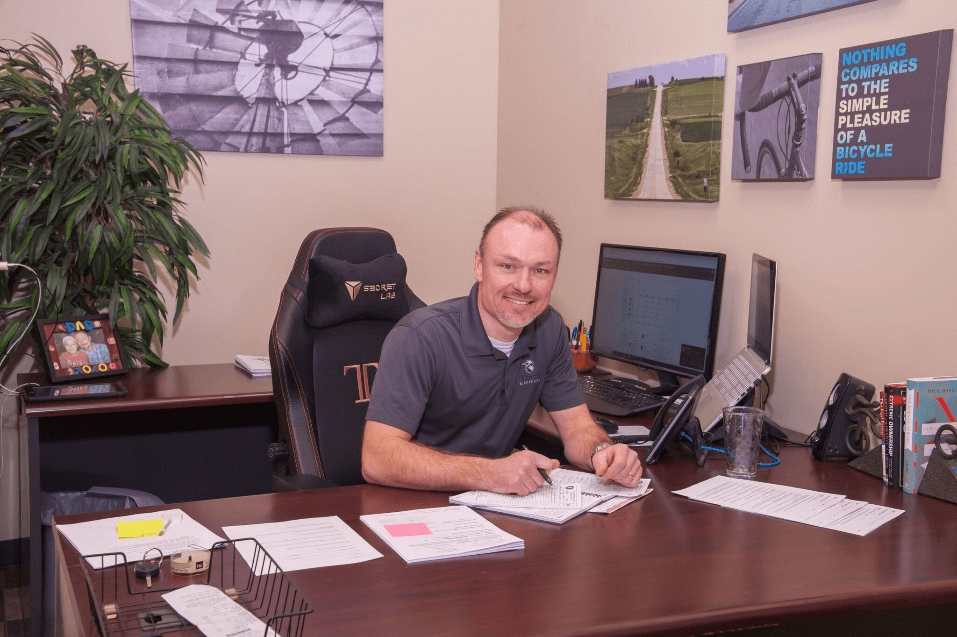 Ben Carpenter, owner of Integra Electrical looking to meet electricians